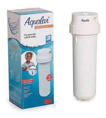 Filtro de agua Aqualar AP-230F Branco - 3M