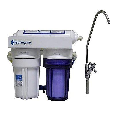 Purificador de água Duplimax 5 DM5BR Springway