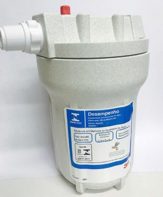 Filtro de agua Aqualar Bella Fonte  Sem Torneira - Econômico 3M