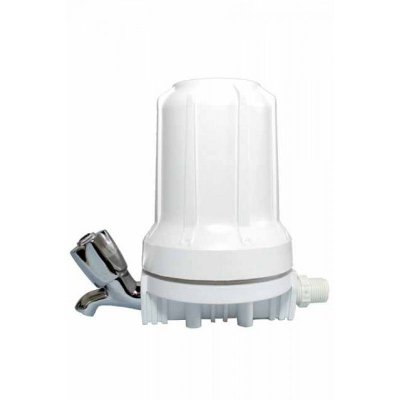 "Filtro de agua Aquablock 5"" Branco Aquaplus"