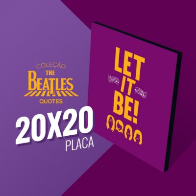 The Beatles Quotes - Let it Be
