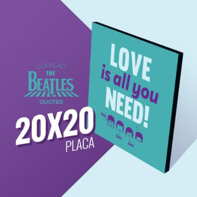 The Beatles Quotes - All You Need is Love
