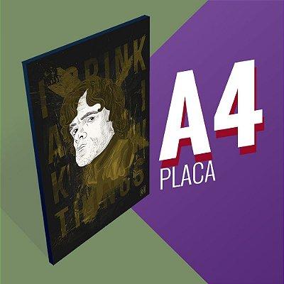 Placa A4 - Tyrion