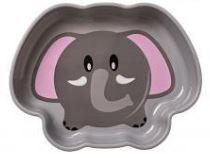 Tigela Zoo Elefante