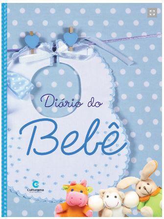 Diário do Bebê - AZUL