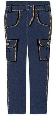 Meia Calça Jeans - Menino - Bebê