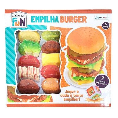 Creative Fun - Empilha Burguer