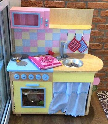 Mini cozinha - modelo Bem Te Vi