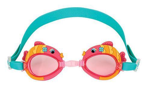 Óculos de natação divertido - PEIXE