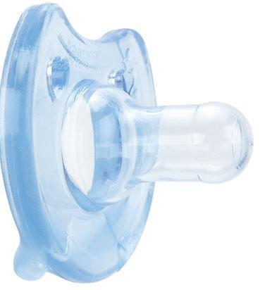 Chupeta Soft Comfort - Fase 1 - 0 a 6 meses - AZUL