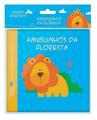 Livro de Banho - Amiguinhos da Floresta
