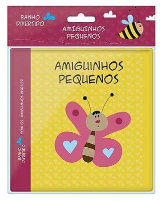 Livro de Banho - Amiguinhos Pequenos