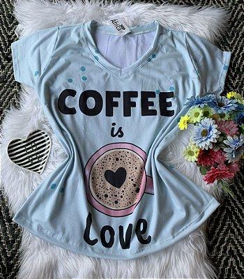 Blusa Feminina no Atacado Coffee