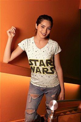 Blusas Femininas Diversas no Atacado Star Wars