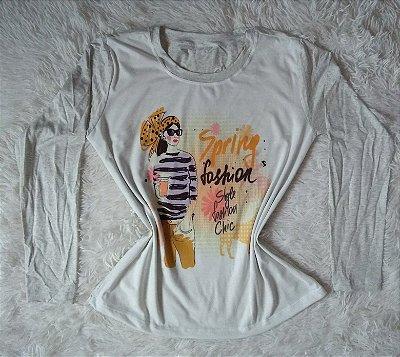 Blusinha Feminina no Atacado Girl Fashion