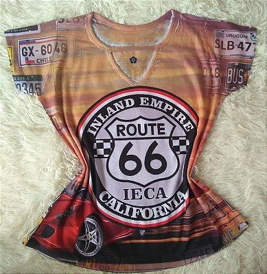 Blusa Feminina para Revenda Route 66