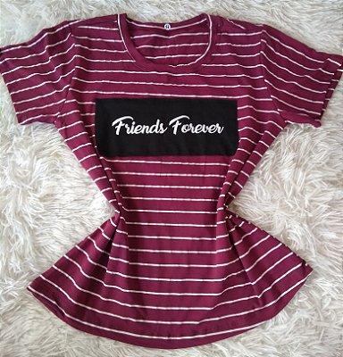 Blusinha Feminina no Atacado Friends Forever