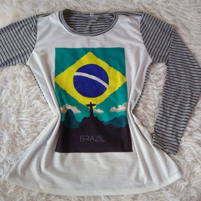 Blusinha Feminina Para Revenda Rio Brasil