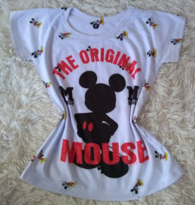 Tee Feminina no Atacado The Original Mickey Mouse