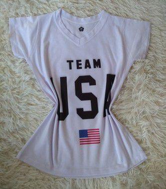Blusinha Feminina Para Revenda Team USA