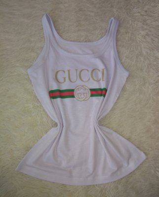 Camiseta Feminina no Atacado Gucci