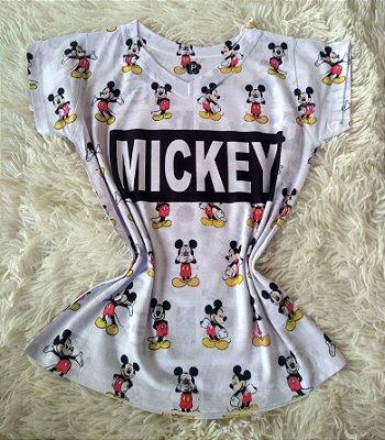T-shirt Feminina no Atacado Mickey