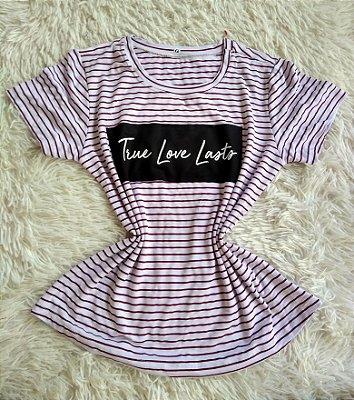 Tee Feminina no Atacado True Love Lasts
