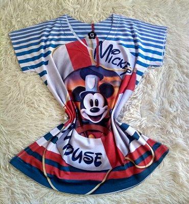 Tee Feminina no Atacado Mickey Mouse Marinheiro