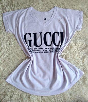 TShirt Feminina no Atacado Gucci