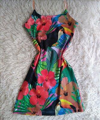 Vestido No Atacado Tucanos