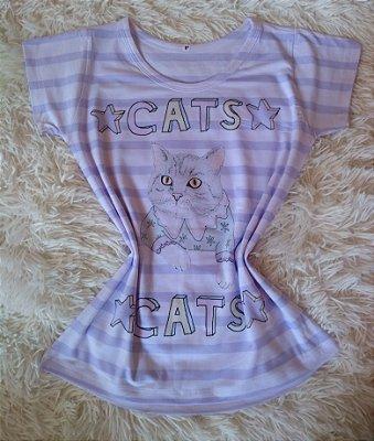 Blusa Feminina Para Revenda  Cats Cats
