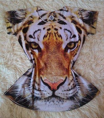 Blusinha Feminina no Atacado Tigre