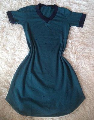 Vestido Dress No Atacado Verde