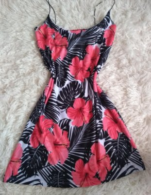 Dress no Atacado Flores e Plantas