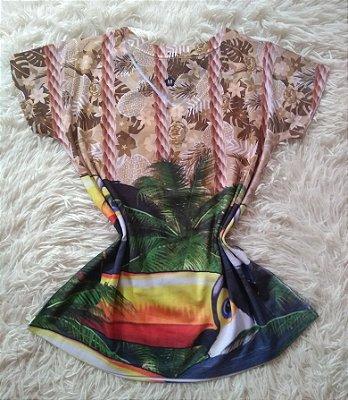 T Shirt Feminina Para Revenda Tucano Grande Coqueiro