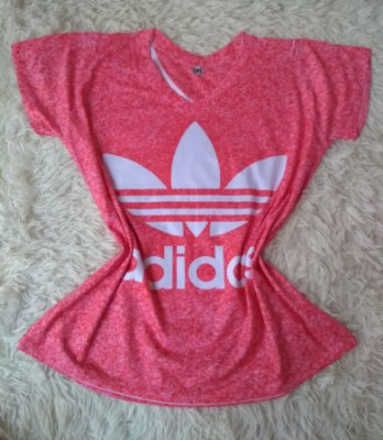 Blusa Feminina Para Revenda Adidas