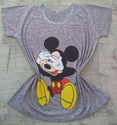 T-Shirt Feminina Para Revenda Mickey