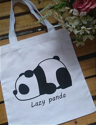 Ecobag no Atacado Lazy Panda