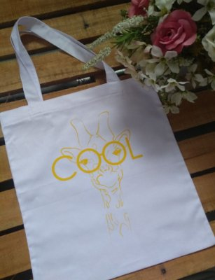 Ecobag no Atacado Girafa Cool