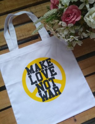 Ecobag no Atacado Make Love