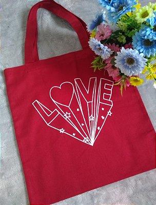 Ecobag Para Revenda Love