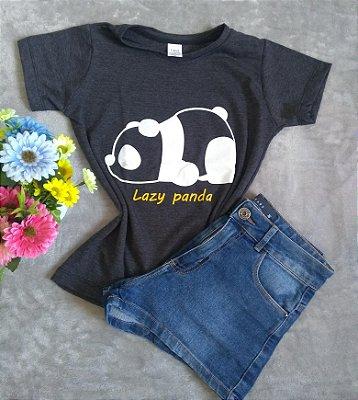 Blusinha Feminina Para Revenda Lazy Panda