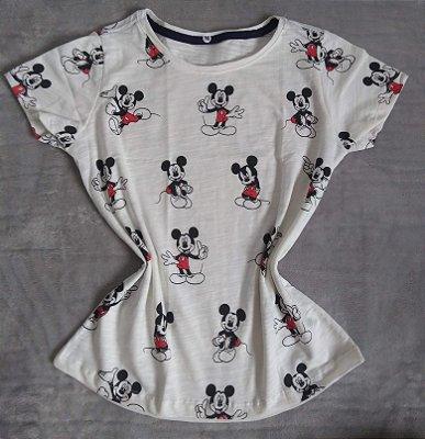 T-Shirt Feminina no Atacado Mickeys