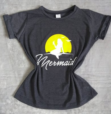 Blusinha Feminina No Atacado Mermaid