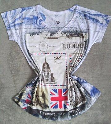 Blusa Feminina no Atacado Londres
