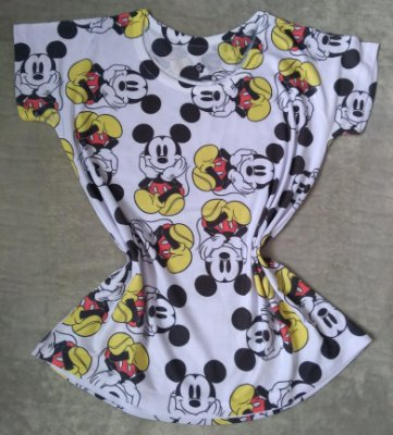 T-Shirt Feminina Para Revenda Mickeys