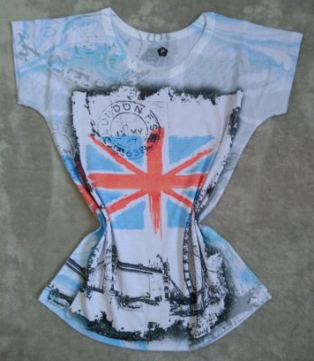 T Shirt Feminina Para Revenda Londres