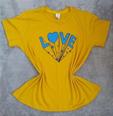 TShirt Feminina no Atacado Love
