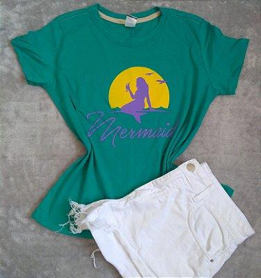 Blusinha Feminina Para Revenda Mermaid