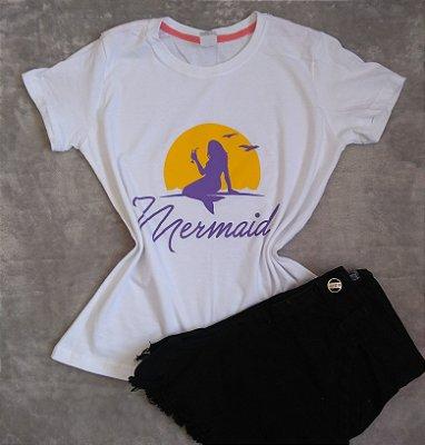 Blusa Feminina Para Revenda Mermaid